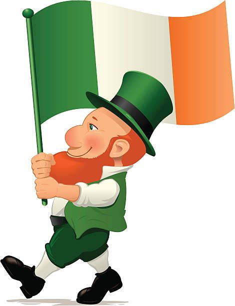 Irish Flag Clipart