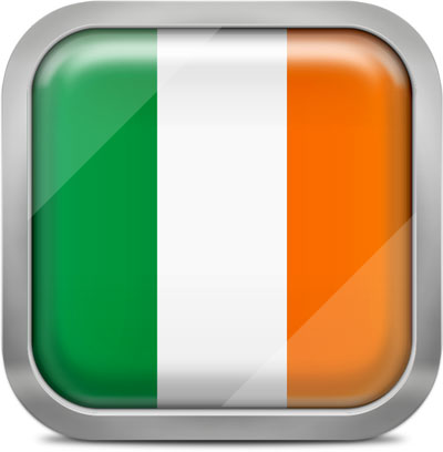 400x408 Flag Icons Of Ireland 3d Flags