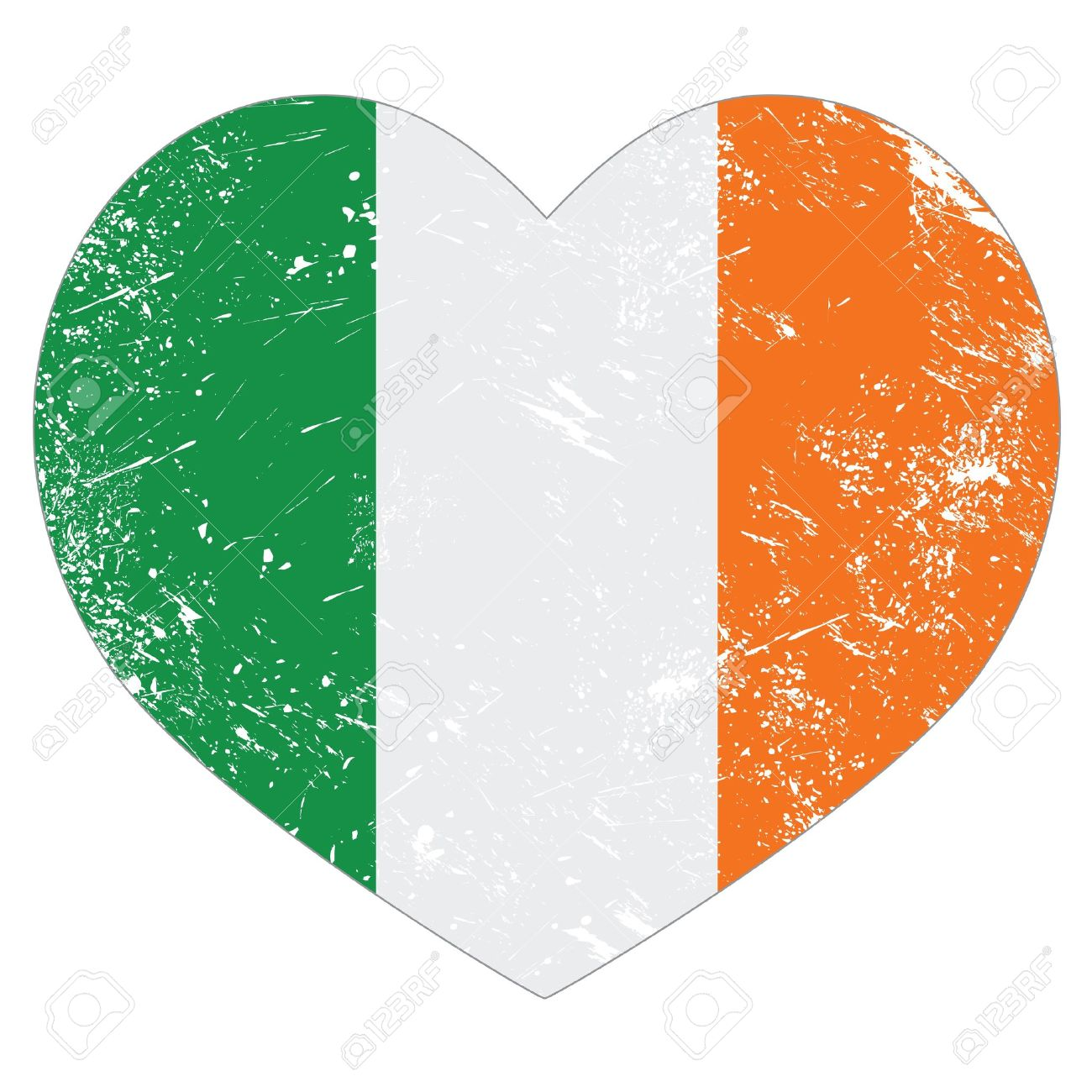 1300x1300 Flag Clipart St Patricks Day