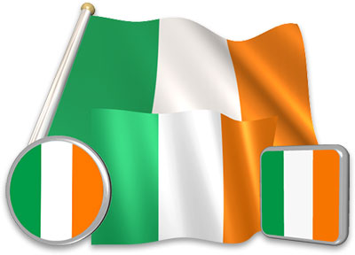 400x288 Flag Of Ireland