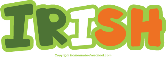 559x193 Free Irish Clipart