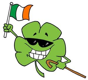 300x272 Free Irish Flag Clip Art Image