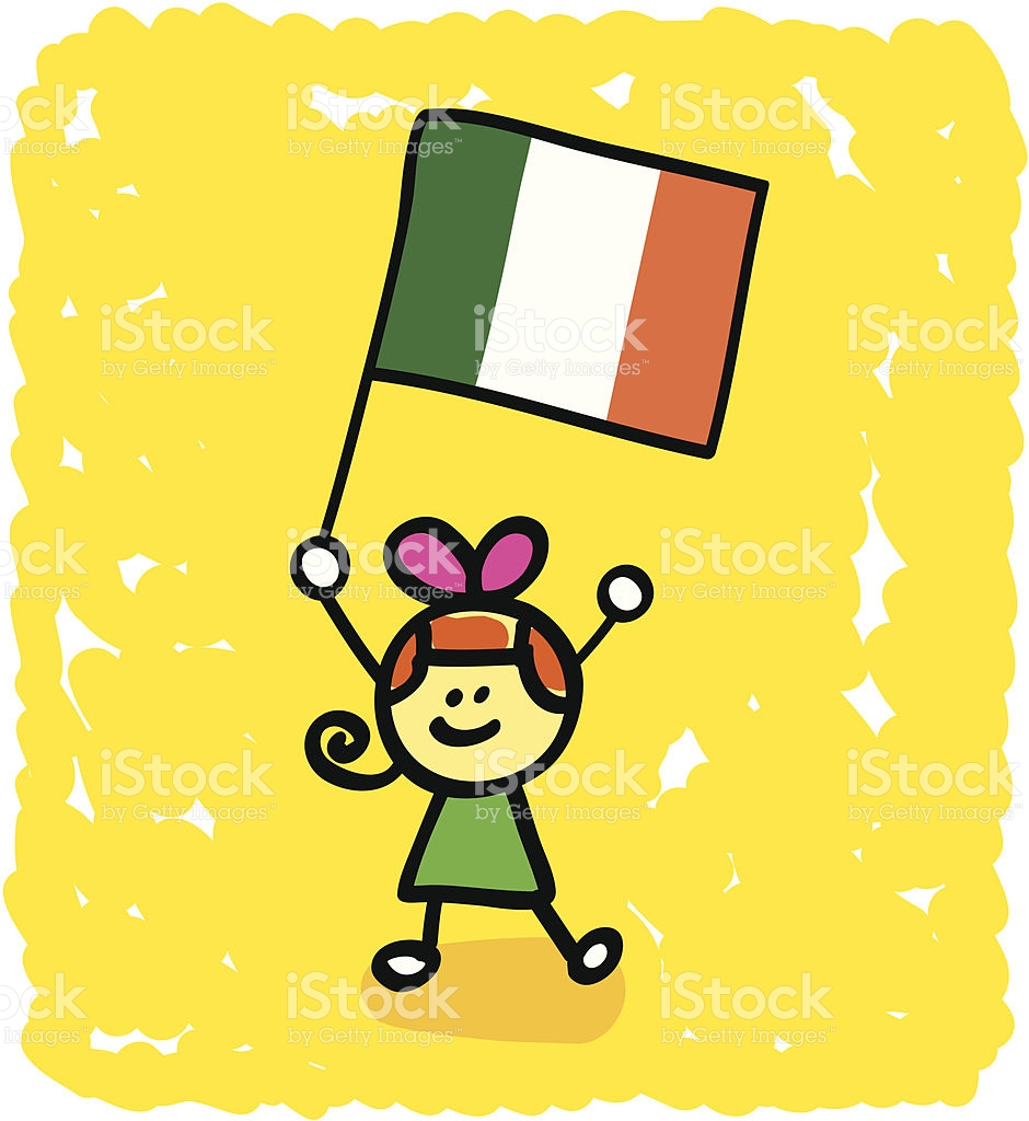 940x1024 Ireland Clipart Happy