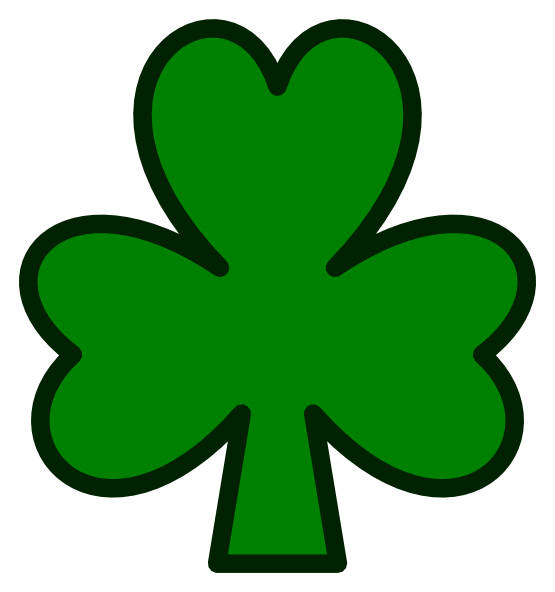 555x592 Irish Clip Art