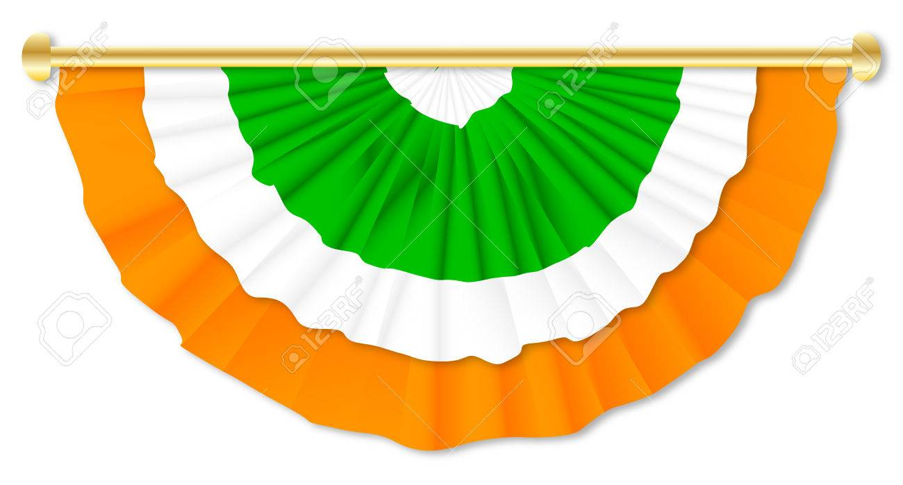 1300x699 Orangend Green Southern Ireland Flag Colour Bunting Over