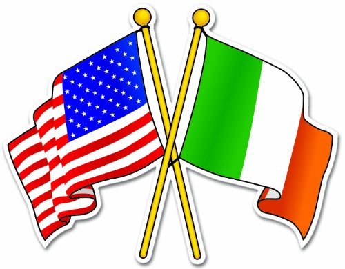500x390 America Clipart Irish