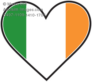 300x269 Irish Flag Clipart Amp Stock Photography Acclaim Images
