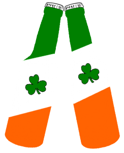 244x300 Beer Bottles Irish Flag Clip Art Download