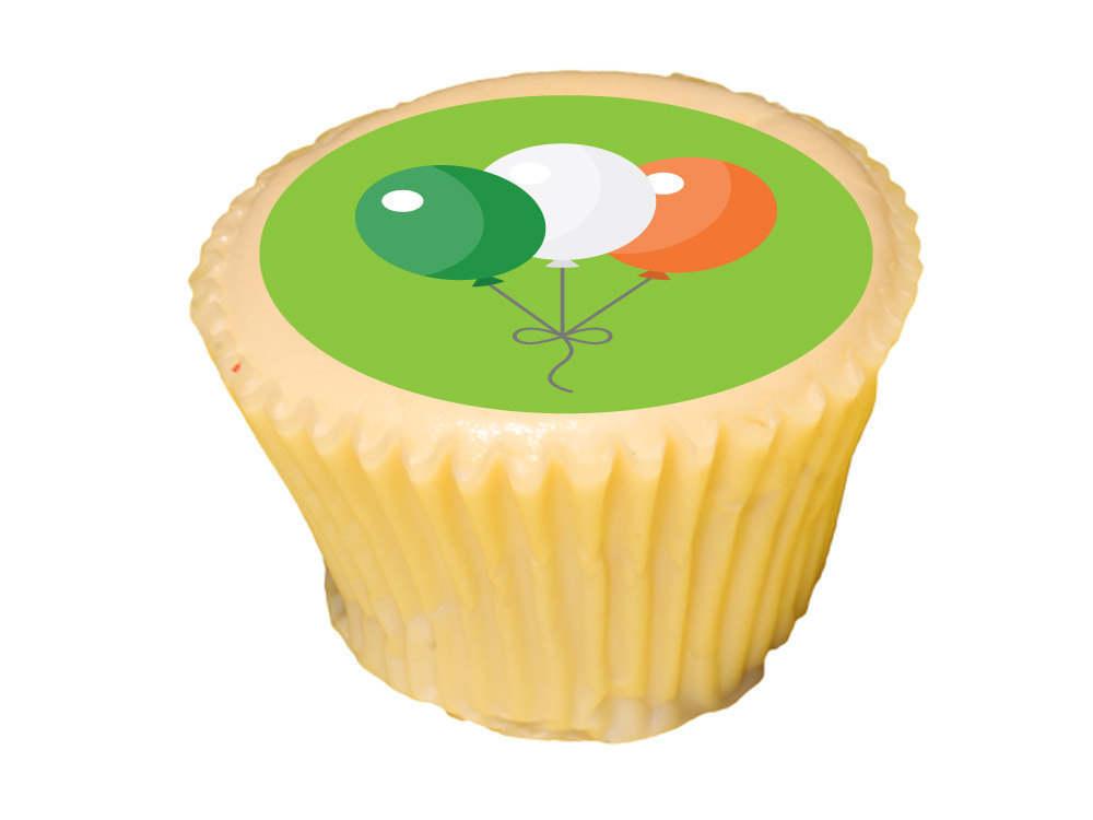 1000x750 Ireland Clipart Cupcake