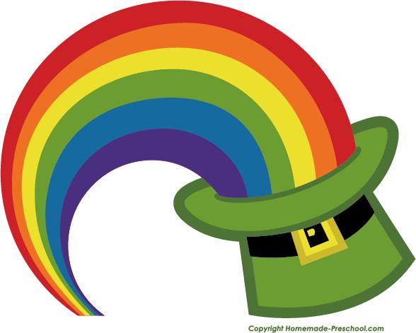588x471 Leprechaun Free Irish Clipart 2