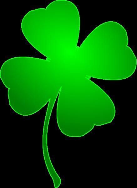 438x600 Lucky Irish Clipart