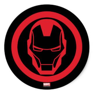 324x324 Iron Man Logo Gifts on Zazzle
