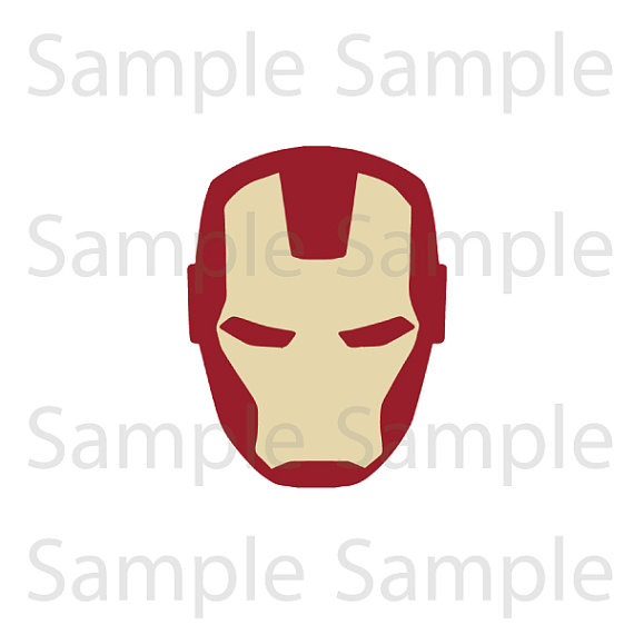 570x570 IronMan Logo, digital download, SVG, DXF,JPG,Png for use with