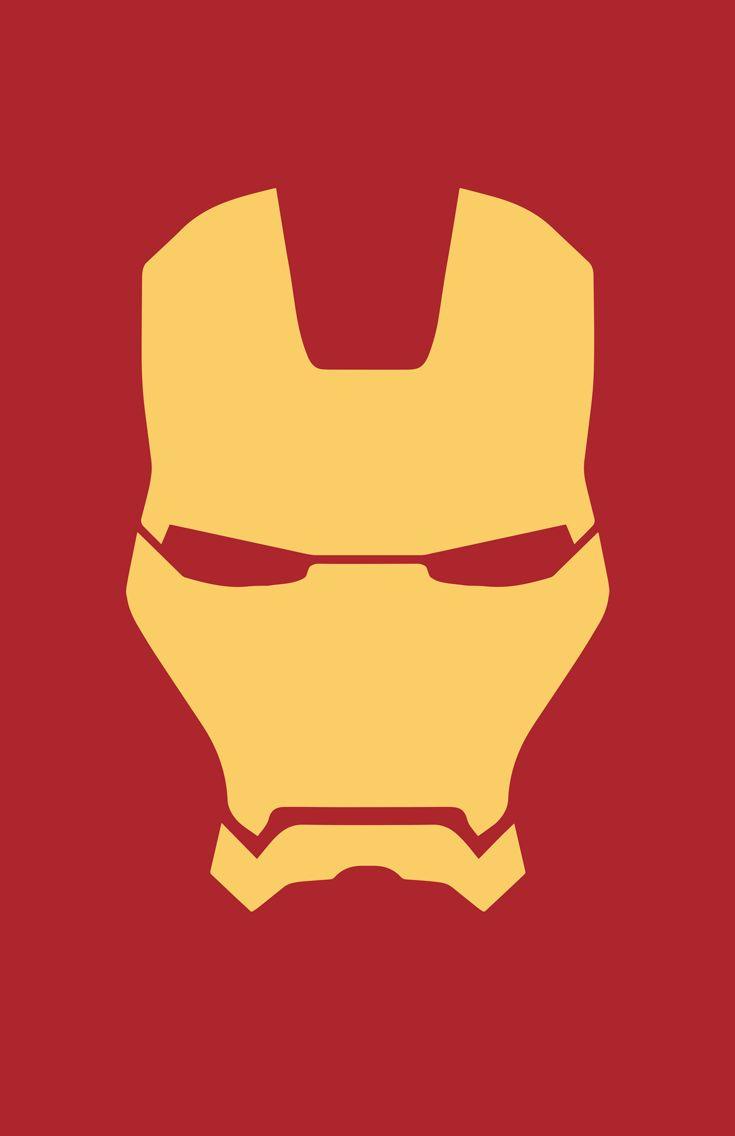 735x1136 Masks clipart iron man