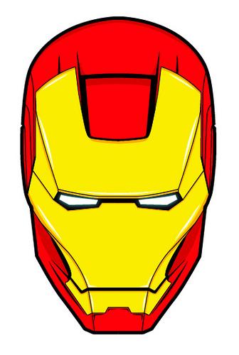 336x500 iron man logo