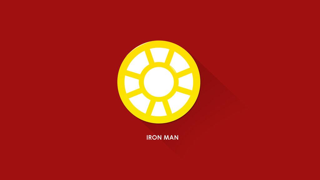 1024x576 CREATIVE IRON MAN LOGO by psujjainkar on DeviantArt