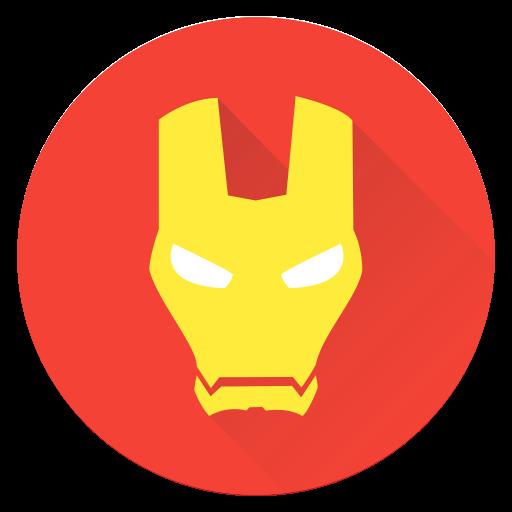 512x512 Hero, iron, ironman, man, saver, super, superhero icon Icon