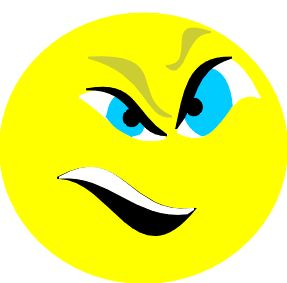 287x283 Emotional Clipart Anger