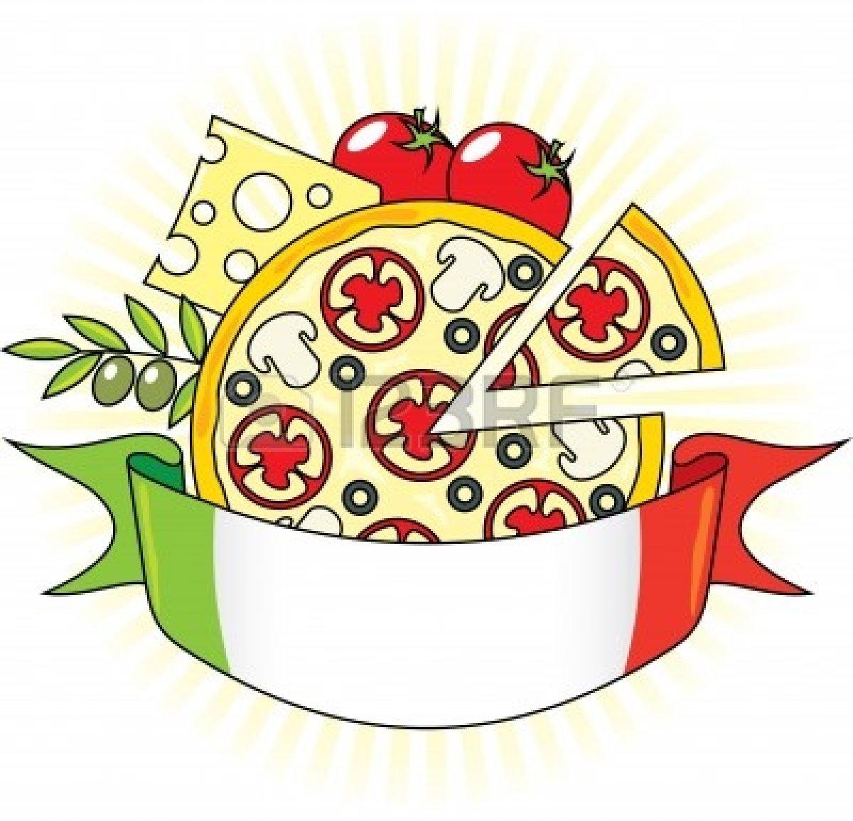 1200x1155 Clipart Italian Food