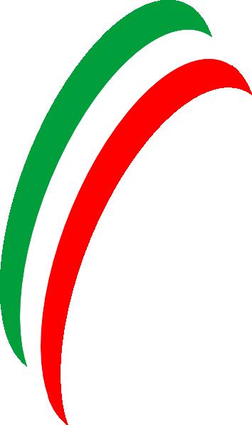 354x598 Flag Of Italy Clip Art