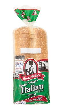 220x390 Seeded Italian Bread