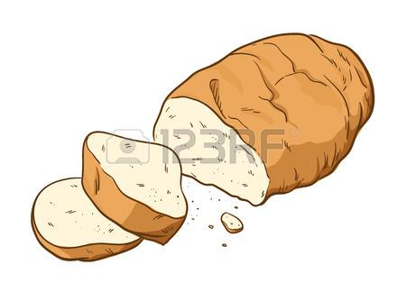 450x324 Bread Clipart Italian