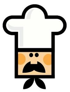 228x300 Chef Clipart Image