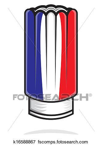 331x470 Clip Art Of Italian Chef Hat K16588867