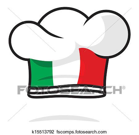 450x435 Clipart Of Italian Chef Hat K15513792