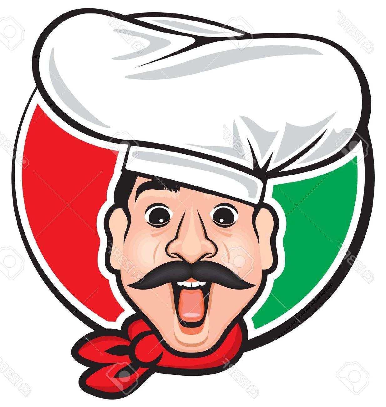 1234x1300 Top Italian Chef Stock Vector Pizza Pictures