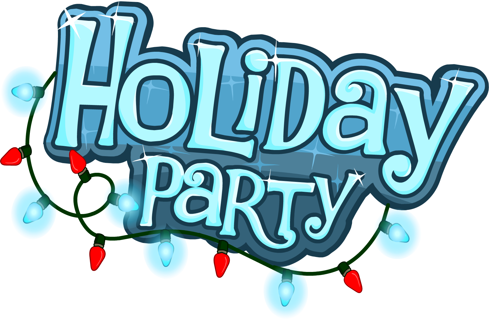 1671x1091 Holiday Party Clipart