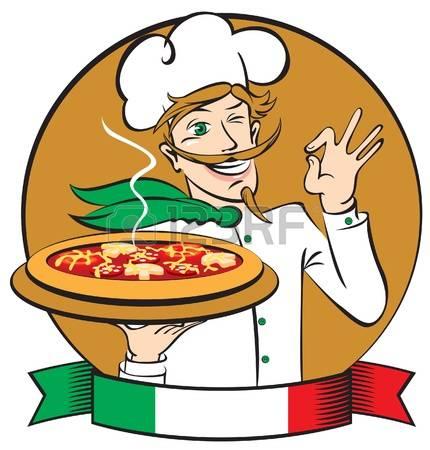 430x450 Italian Chef Clipart Many Interesting Cliparts