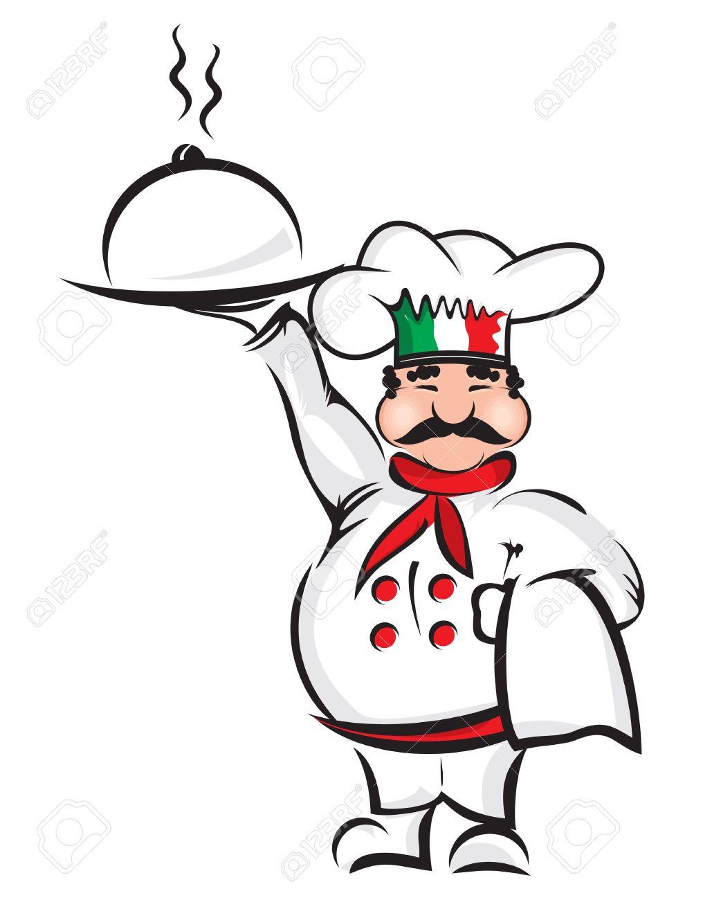 1016x1300 Italian Clipart Italian Chef Clip Art