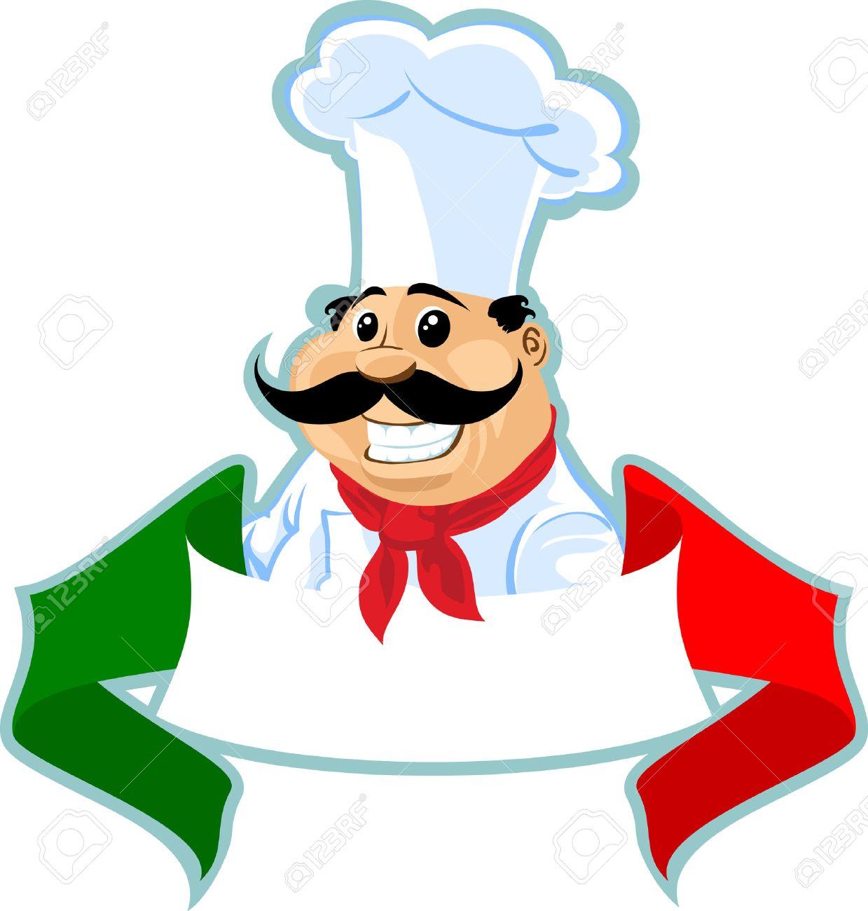Italian Dinner Cliparts