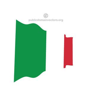300x300 7 Italian National Flag Clip Art Vectors