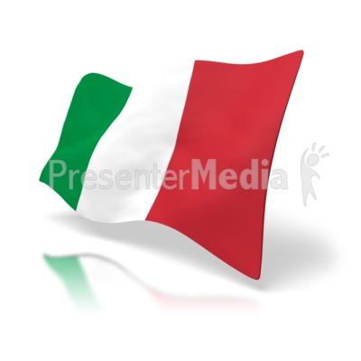 400x400 Italy Flag