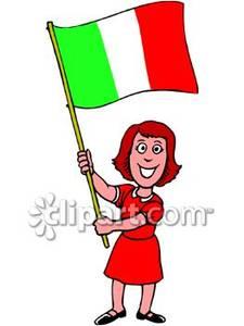 225x300 Italian Lady Clip Art Cliparts