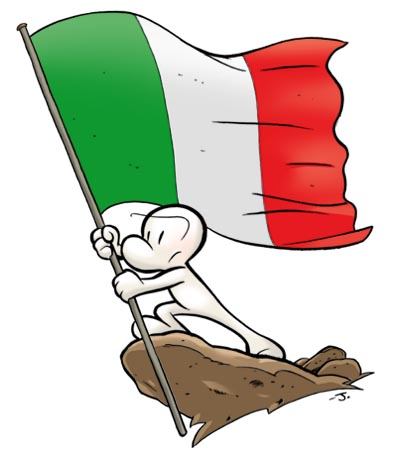 396x459 Italian Cartoon Free Download Clip Art On 2