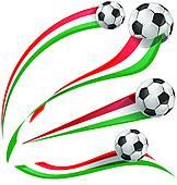162x170 Italy Flag Clip Art