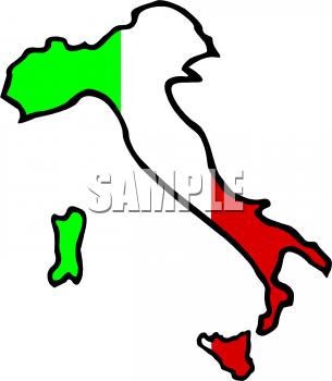 305x350 Italy Flag Clipart 2093619