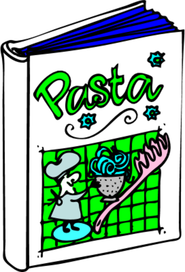 600x882 Clip Art Italian Food