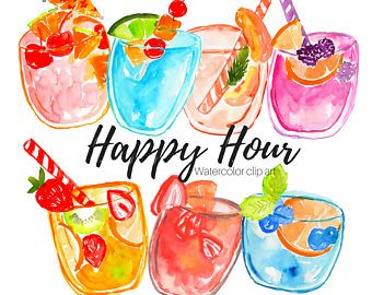 340x270 Drink Clipart Etsy