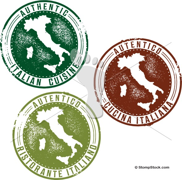 590x582 Italian Restaurant Menu Design Stamps Stompstock
