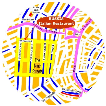 348x348 Italian Restaurants Amsterdam, Italian Dining Amsterdam, Fine