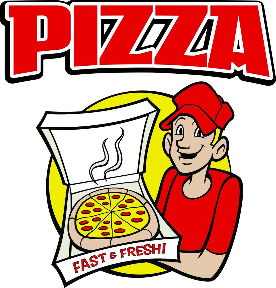 959x1000 Pizza Takeout Decal 7 Italian Restaurant Concession Food Truck