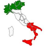 150x150 Map Of Italy Vector Clip Art Public Domain Vectors