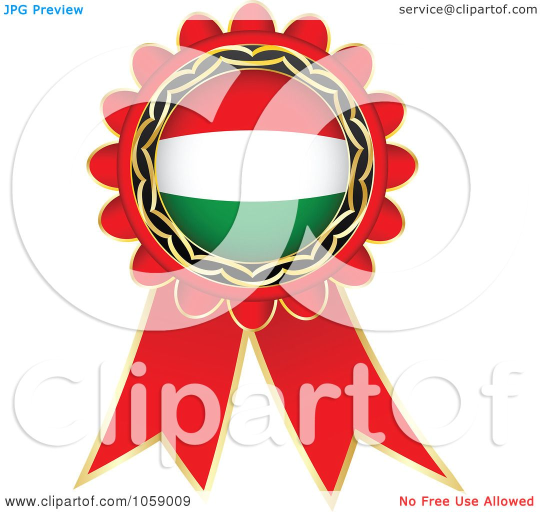 1080x1024 Royalty Free Vector Clip Art Illustration Of A Red Italy Flag