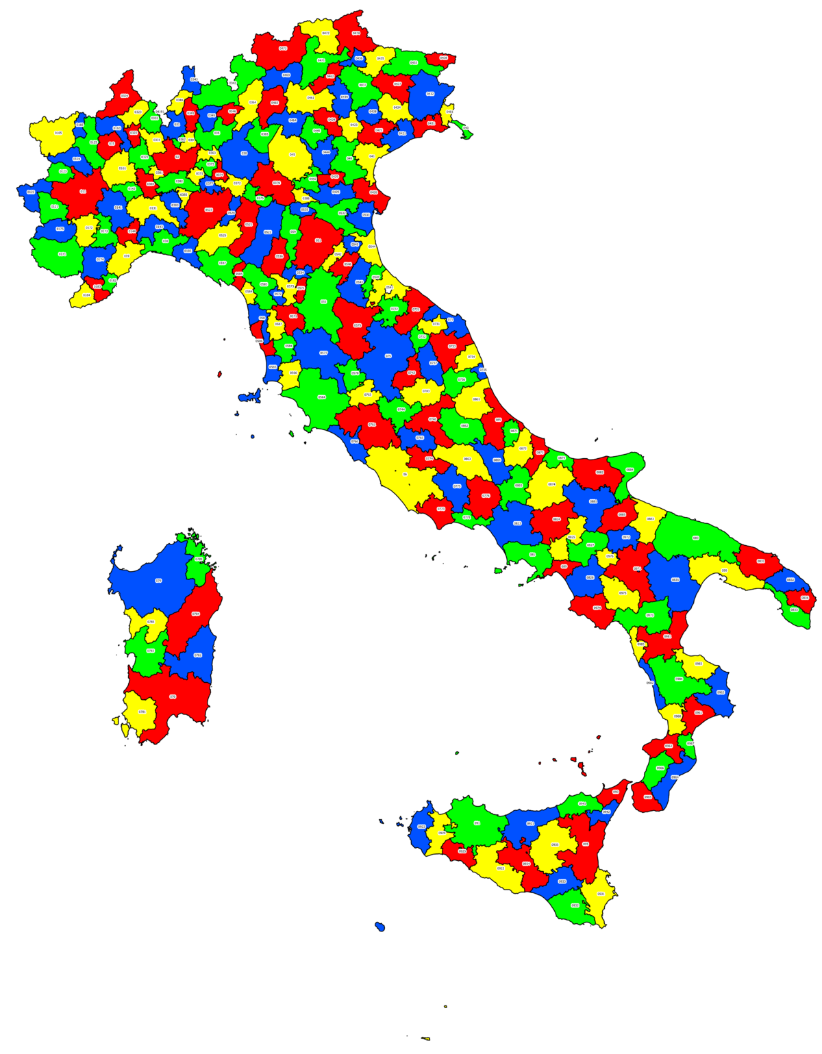 1200x1539 Telephone numbers in Italy