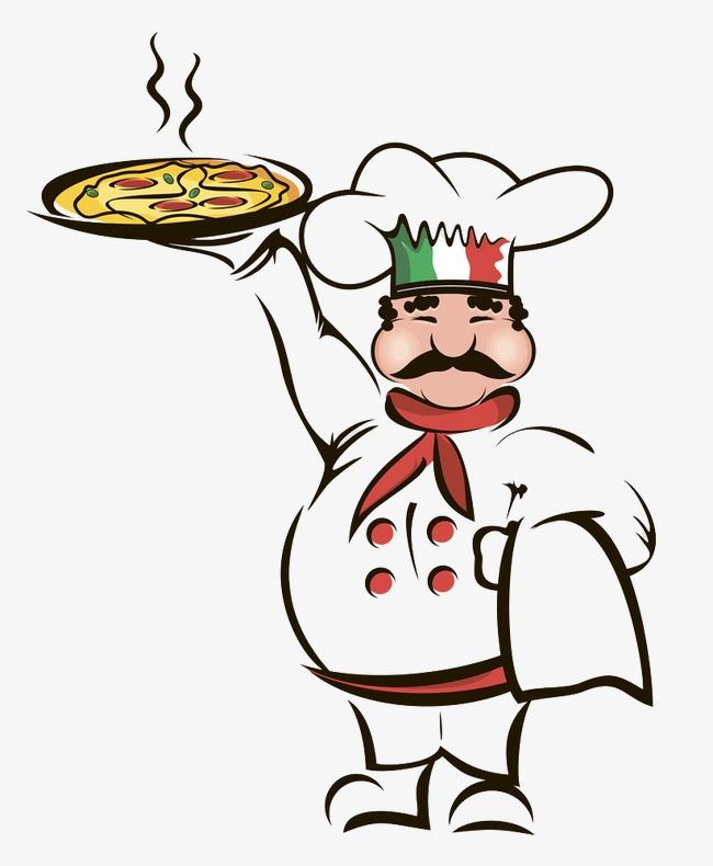 650x790 Italian Chef Holding A Pizza, Italian Cuisine, Italy Pizza