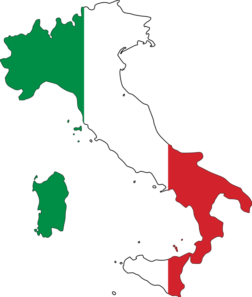 830x979 Italian Border Clip Art